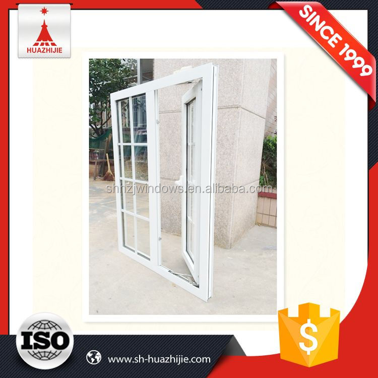 New style competitive au double glazed casement window