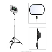 professional bi-color led video light, led lamp remote control battery for video film equipment