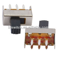 8 pin slide switches for computer, video, Audio etc.