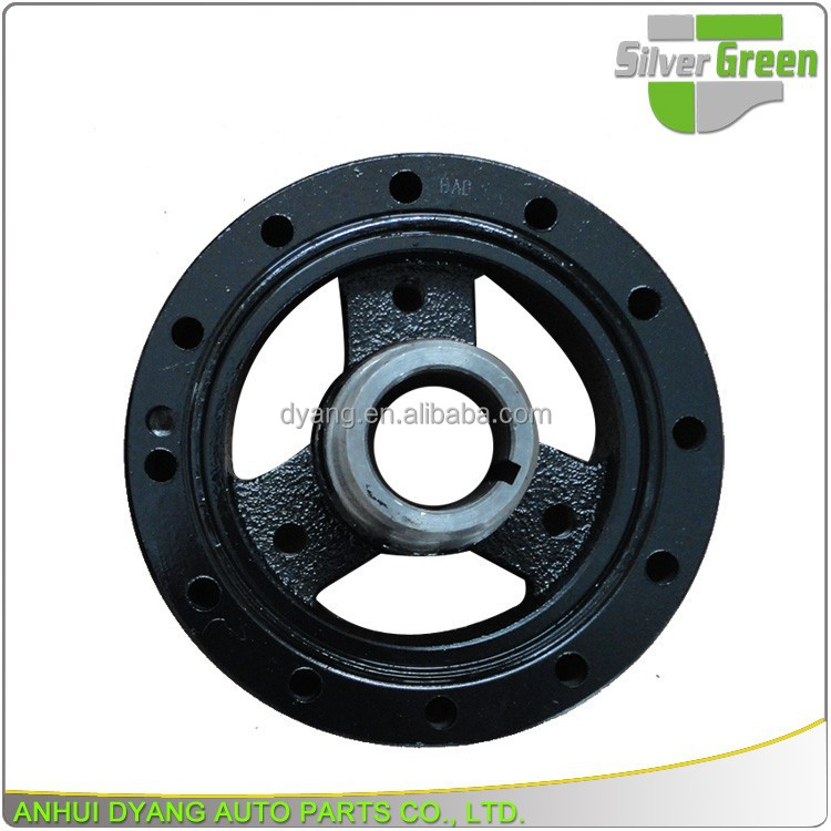 CRANKSHAFT PULLEY DAMPER HARMONIC BALANCER engine AUTO PARTS for CHEVROLET Chevy GMC Pickup Truck 4.3L 10224885