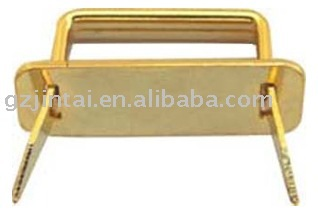 Gold plating arch bridge Bag Accessories