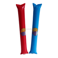Promotional thunder air inflatable stick