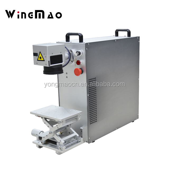 Air Cooled Optical Fiber Maser 30w Engraving Engine for Carbon Nanotube