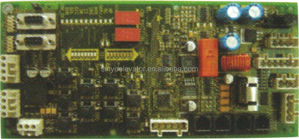 MCB3X Main PC Board For Elevator GCA26800KV7