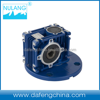 worm gear reducer motor with NMRV