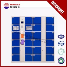 Luoyang factory wholesale intelligent parcel delivery steel locker high quality steel cabinet
