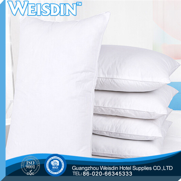 inflatable high quality 100% silk dream well activated carbon pillow
