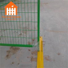 2017 products retractable Canada temporary fence gate