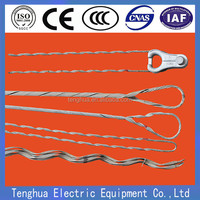 Hot-dip galvanized wire guy grip/Tension Clamp/Cable Fitting