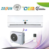 9000BTU To 24000BTU Air Conditioner Wall