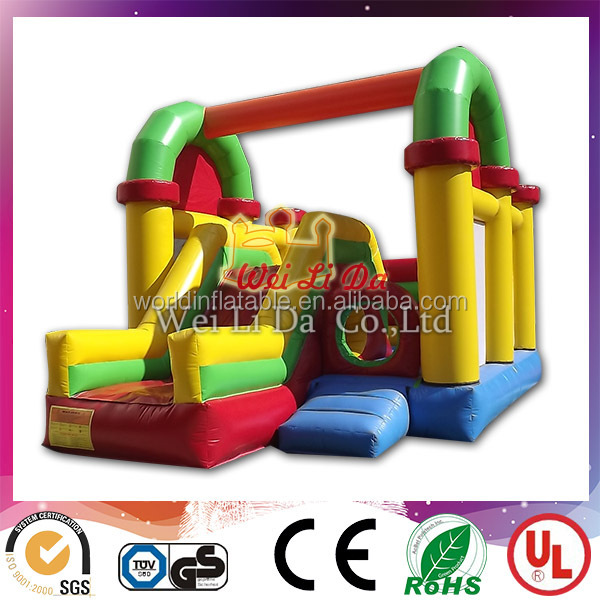 Inflatable bouncer PVC inflatable games for kids
