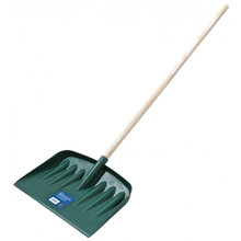 Hot seling PP snow shovel with wooden handle,car snow shovel