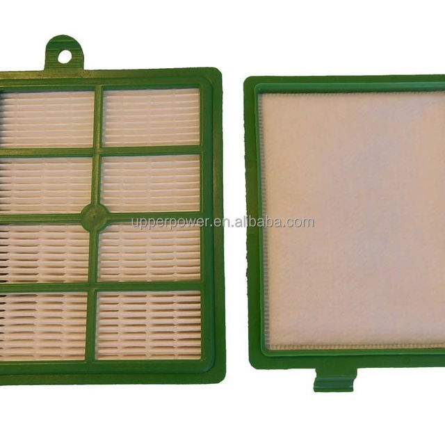 Replacement HEPA Filter & Ultra Filter Set for Philips & AEG & Electrolux EF17 Vacuum Cleaners
