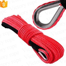 14mm*30m atv winch rope for offroad,winch rope,winch ropes for auto parts