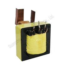 erl28 erl39 er59 ee55 power transformer 220v/12v/2