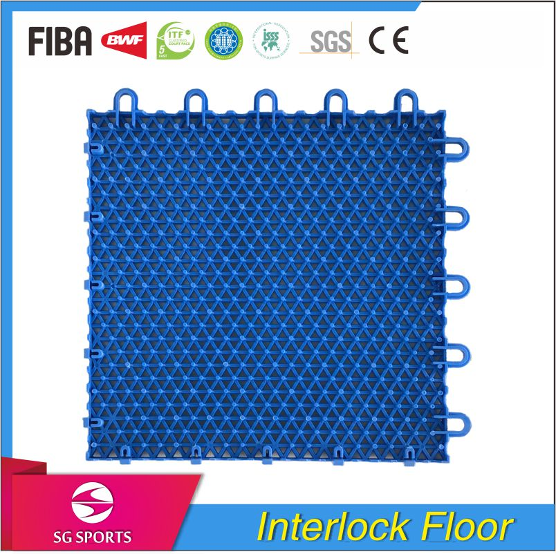 PP Tiles Sports Court Indoor Floor
