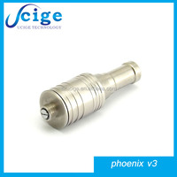 Huge vapor high quality mini phoenix rebuildable atomizer phoenix v3