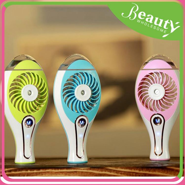 Cool mist fan ,swxu usb rechargeable mini fans