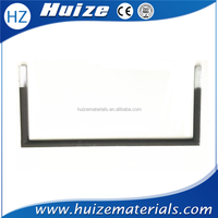 2016 huize durable silicon carbide sic 110v electric heater element and heating resistor or heating resistence