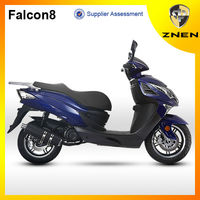 ZNEN sport 150cc gas scooter for sale Falcon 8