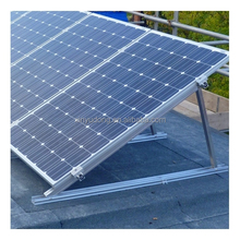 aluminium profiles for solar panel stand popular in foreign market