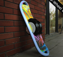 2017 Newly design wholesale one wheel Wheel Electric Skateboard with Bluetooth