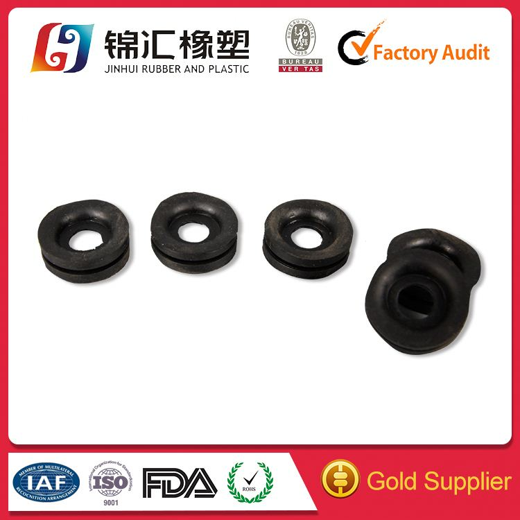 Cheap impermeability vibration isolator rubber gasket