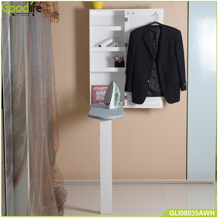 Ironing boards  2019 style  for wall mounted cabinet at living room GLI08035