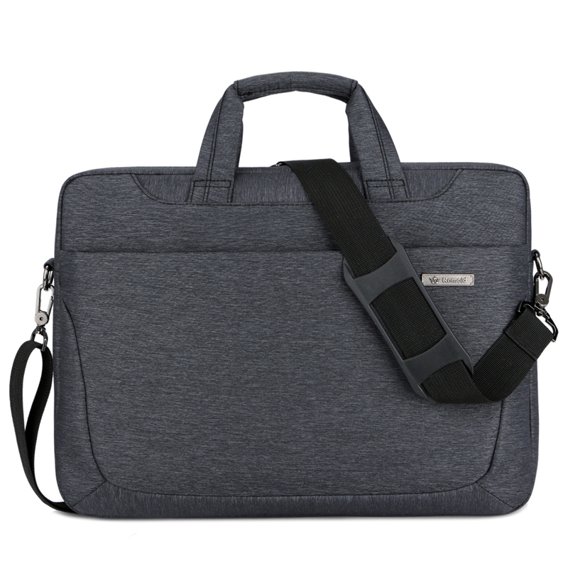 "Large space fashion laptop business bag for man up to 15.6"" entry-level models"