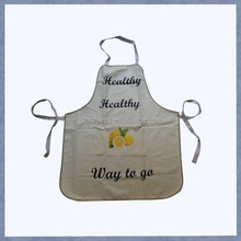 Custom Nature Colour Heat Transfer print on Pocket walmart apron