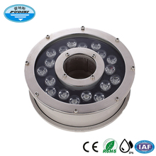 high brightness mini ring led waterproof light for fountain