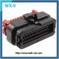 Free Samples 35 Pin Way Automobile Male Female Wire Harness Connector MG641059 For Sale