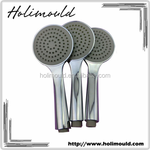 2016 Manufacture Custom Molds For Plastic Injection for the plastic shower head