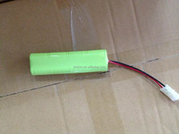 9.6V Ni-MH 2/3A 1200mAh 10C rechargeable battey for RC toys