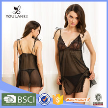 Wholesale Wide Style Black Mature Women Maternity Sexy Lingerie