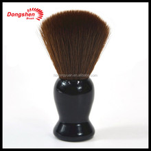 Cheap plastic handle shaving brush,synethic shaving brush free sample
