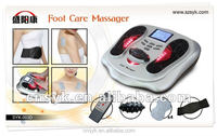 infrared blood circulation electric therapy shiatsu foot massage machine as seen on TV/gold supplier with FDA CE &RoHs approved