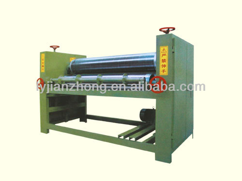 glue spreader machine for plywood chinese manufacture