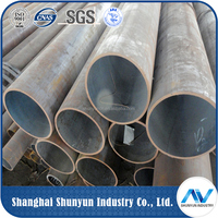 Lowest price 18 inch large diameter seamless stainless steel pipe for sale