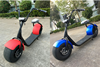 Electric scooter 1000W 80km 2 big wheel 2016 latest design adult scrooser scooter with Aluminum Rims mobility scooter for adults