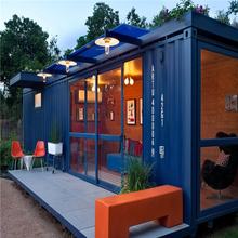 hot sale comfortable movable simple container house
