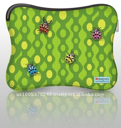 Zipper Soft Neoprene Case for IPad / tablet PC