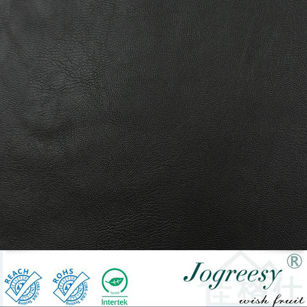 Breathable faux leather for vest