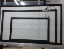 "USB 4 touch points 50"" IR touchscreen overlay for Touch Monitor"