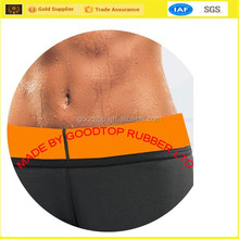 Fat burning shorts hot body shaper pant factory whlesale