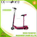 Hot sale custom electric scooter two wheels foldable