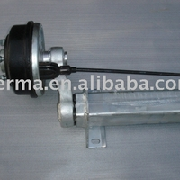 Torsion Axle 1 8t With Mechanical