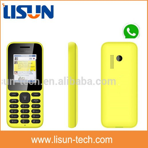 "colorful 1.77"" small size very low cost cell mobile phone with whatsapp mini celulares telefonos"