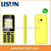 "colorful 1.77"" small size very low cost China mobile phone with whatsapp mini celulares telefonos"
