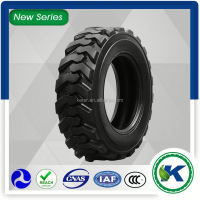Alibaba China Industrial Forklift Tire /Skid Steer Tire 14-17.5-16